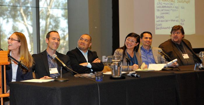 Investment Justice workshop panel