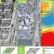 Image of heat mapping for Watts, LA